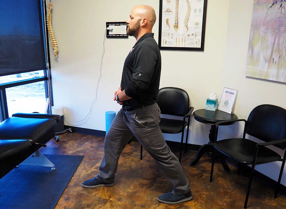 dr wright chiropractor hip flexor stretch